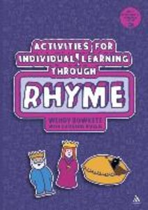 Activities for Individual Learning Through Rhyme