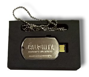 Call of Duty - Infinite Warfare - Dog-Tag USB-Stick (8GB)