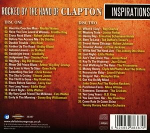 Rocked By The Hand Of Clapton