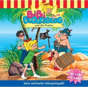Bibi Blocksberg 68 und die Piraten. CD