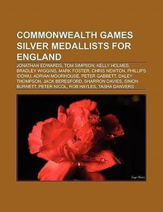 Commonwealth Games silver medallists for England