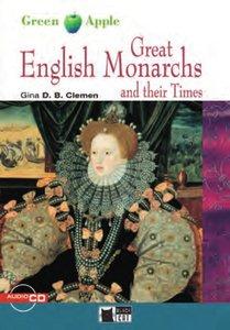 Great English Monarchs and their Times. 5./6. Klasse. Buch und C