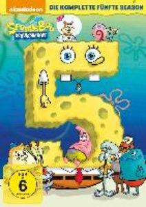 SpongeBob Schwammkopf - Die komplette Season 5