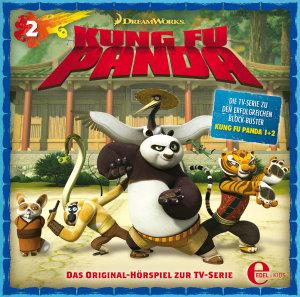 (2)HSP z.TV-Serie-Prinzessin Und Der Panda