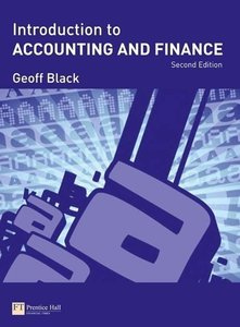 Introduction to Accounting and Finance Plus MyAccountingLab Powe