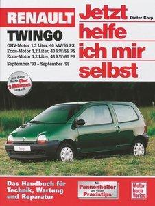 Renault Twingo. Jetzt helfe ich mir selbst
