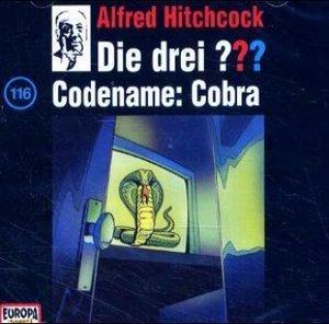 Die drei ??? 116. Codename: Cobra. (drei Fragezeichen). CD