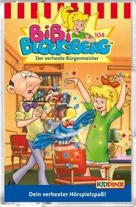 Bibi Blocksberg 104. Der verhexte Bürgermeister
