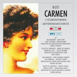 Carmen-MP3 Oper