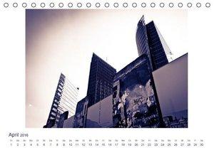 Berlin-Underground (Tischkalender 2016 DIN A5 quer)