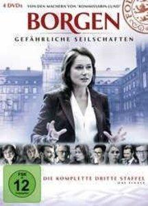Borgen - Gefährliche Seilschaften - Die komplette 3. Staffel