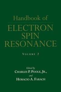 Handbook of Electron Spin Resonance