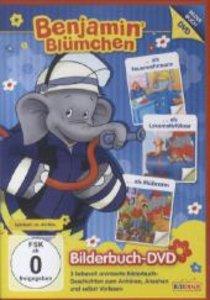 Bilderbuch DVD 3: als Müllmann/Feuerwehrm/Lokomoti