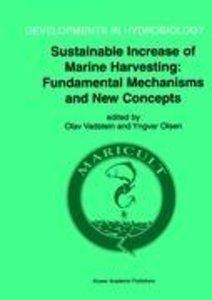 Sustainable Increase of Marine Harvesting: Fundamental Mechanism