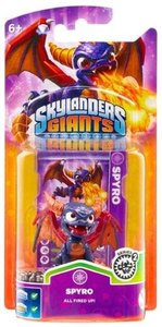 Skylanders: Giants Single Character - Spyro