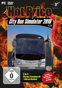 Hot Price: City Bus Simulator 2010 - 2 in 1: New York + Add on U