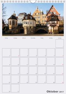 Esslingen am Neckar - Mittelalterliche Stadt im Wandel der Zeit