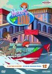 Hexe Lilli 12-In acht Tagen um die Welt/L (DVD)