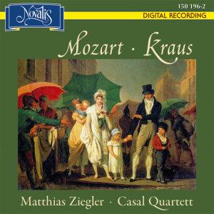 Mozart & Kraus: Werke für Flöt