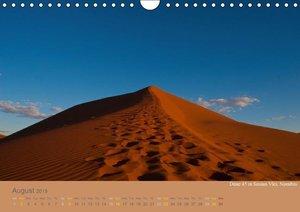 Africa Impressions / UK - Version (Wall Calendar 2015 DIN A4 Lan