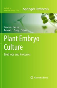 Plant Embryo Culture