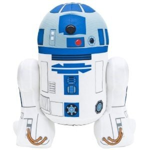 Joy Toy 741860 - Star Wars: R2D2, Plüsch, 40 cm