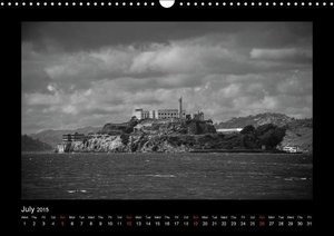 I like SF / UK-Version (Wall Calendar 2015 DIN A3 Landscape)