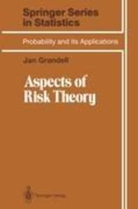 Aspects of Risk Theory