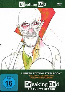 Breaking Bad Season 5-limitiertes Steelbook