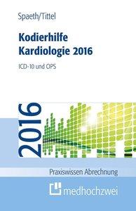 Kodierhilfe Kardiologie 2016