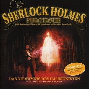 Sherlock Holmes Phantastik 02-Das Geheimnis Des Il