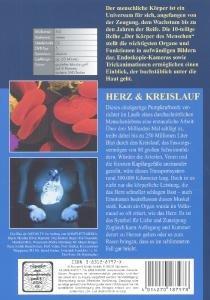 Der Körper des Menschen 03. Herz und Kreislauf. DVD-Video