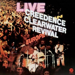 Live In Europe (2LP)