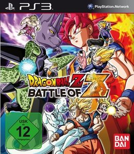 Dragon Ball Z: Battle of Z - Day-1-Edition