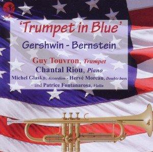 Trumpet in Blue