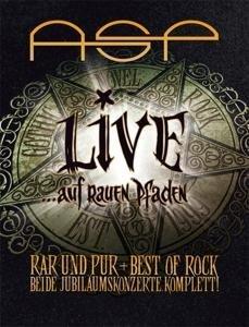 Live?Auf Rauen Pfaden (Lim.4CD Im Buchformat)
