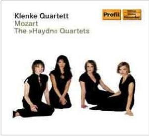 Haydn-Quartette - zum Schließen ins Bild klicken