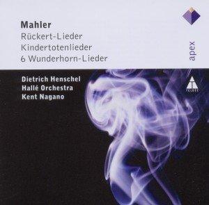 Wunderhorn-Lieder/Kindertotenlieder/Rückert-Lieder