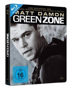 Green Zone Steelbook