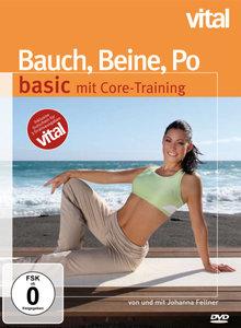Bauch, Beine, Po Basic mit Core Training