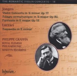 Romantic Violin Concerto Vol. 18