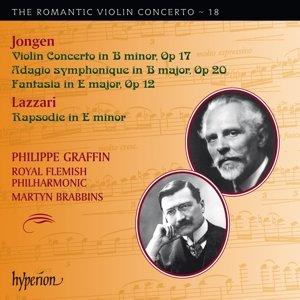 Romantic Violin Concerto Vol. 18