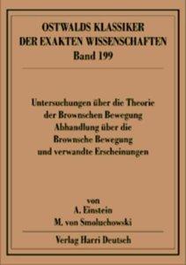Untersuchungen über die Theorie der Brownschen Bewegung / Abhand