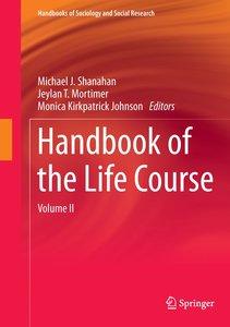 Handbook of the Life Course