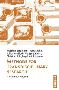 Methods for Transdisciplinary Research