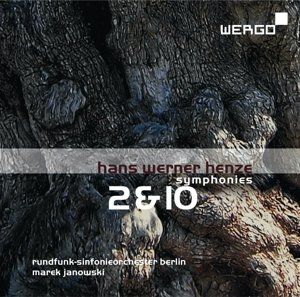 Sinfonien 2 & 10