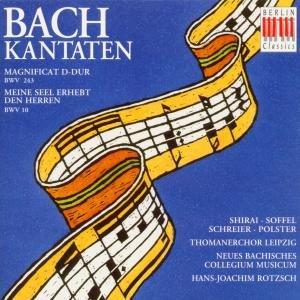 Kantaten-Magnificat BWV 243/Kantate BWV 10