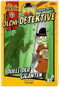 Olchi-Detektive 22. Duell der Giganten