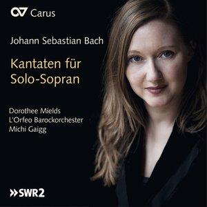 Kantaten für Solo-Sopran BWV 204, 199, 1127