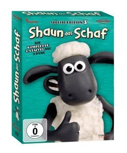 Shaun das Schaf Box 11-13